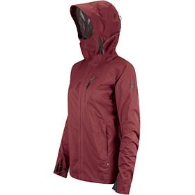 Klättermusen Rind Jacket women burnt russet
